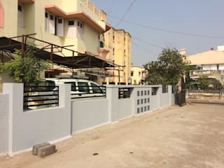 Boundary work by Aeon Construction Modern