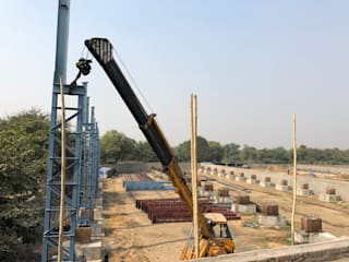 Industrial work project by Aeon Construction Industrial