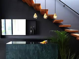 Bodegas de estilo  de Sentido Arquitectura, Minimalista