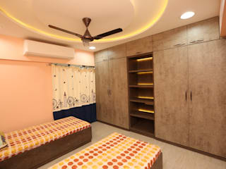 Mr. Roshan: asian  by arch2interior,Asian