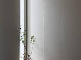 雄景の家 モダンスタイルの 玄関&廊下&階段 の あかがわ建築設計室 モダン