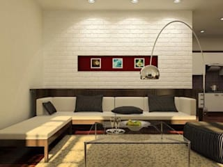 : modern  by Imam interior and construction pvt ltd,Modern