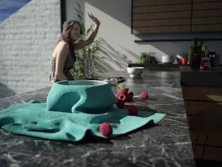 cocina comedor Cocinas modernas de Mgarquitectos Moderno