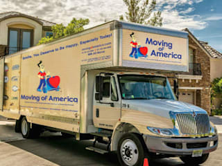 Classic commercial spaces by Moving of America Classic