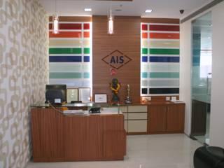 Office for Asahi India Glass Ltd: modern  by Space Design,Modern