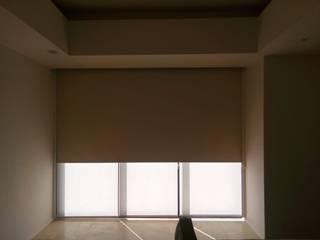 Nuestro trabajo Casas de estilo minimalista de Blinds Factory GDL Minimalista