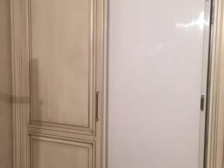Два холодильника для шуб, встроенных в интерьер Beauty&Cold ГардеробнаяХранение