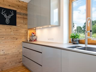 Hochglanz Küche von Beer GmbH Modern