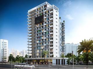 Viva! Çalık Konsept Mimarlık Modern Evler Rengarenk
