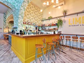 LIME Ristorante Bar Roma di Studio Gad Srl Eclettico