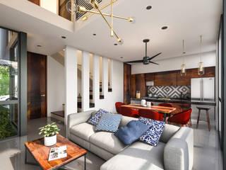 Ápiron Living roomSofas & armchairs Grey