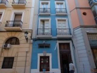 Novum Proyectos Integrales Rumah teras