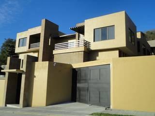 """Casa """"Campestre I"""" de T+E ARQUITECTOS Moderno"""