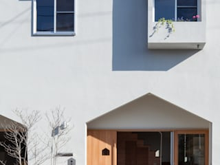 FUMIASO ARCHITECT & ASSOCIATES/ 阿曽芙実建築設計事務所 Wooden houses