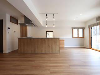 心地よい空間づくり 北欧デザインの キッチン の 株式会社井蛙コレクションズ 北欧