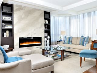 Modern living room by Collage Designs Modern