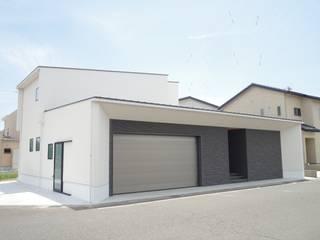 コートハウス オリジナルな 家 の 岩泉建築設計スタジオ オリジナル