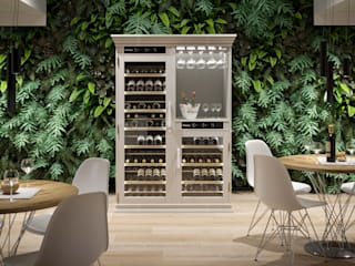 Modern Home Wine Cellar by Datron | Cantinette vino Modern