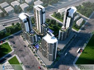 TD Terraces Çalık Konsept Mimarlık Modern