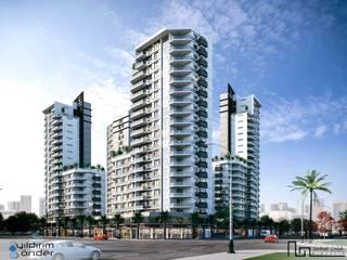 TD Terraces Çalık Konsept Mimarlık Apartman
