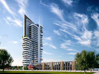 The West Çalık Konsept Mimarlık Modern Evler