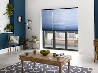 ULTRA Smart blinds for bi-fold doors Appeal Home Shading Living roomAccessories & decoration Blue