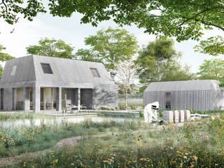 Oosterwold van HOP Architecten Modern