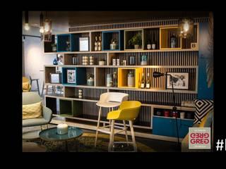 Hôtel **** Couloir, entrée, escaliers modernes par ★GREG★ REQUILLART Moderne