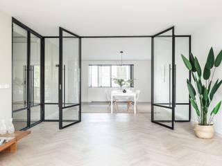 Stadhouderskade Scandinavische gangen, hallen & trappenhuizen van HOP Architecten Scandinavisch