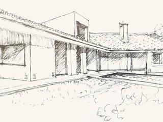 bởi Otto Medem Arquitecto vanguardista en Madrid Hiện đại