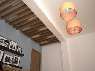 Camera doppia di Teresa Lamberti Architetto Moderno