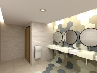 3D VISUAL SERVICE FOR TOILET AT KENANGA INTERNATIONAL, KUALA LUMPUR (PODIUM) by eL precio