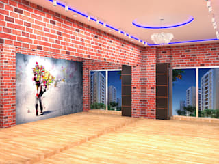 """Sole to sole dance studio - design & decoration work : {:asian=>""""asian"""", :classic=>""""classic"""", :colonial=>""""colonial"""", :country=>""""country"""", :eclectic=>""""eclectic"""", :industrial=>""""industrial"""", :mediterranean=>""""mediterranean"""", :minimalist=>""""minimalist"""", :modern=>""""modern"""", :rustic=>""""rustic"""", :scandinavian=>""""scandinavian"""", :tropical=>""""tropical""""}  by GREAT HOME INTERIOR & EXTERIOR,"""