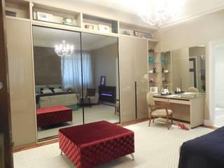 Moderne Schlafzimmer von Ines Scisci Maciel Arquitetura Modern