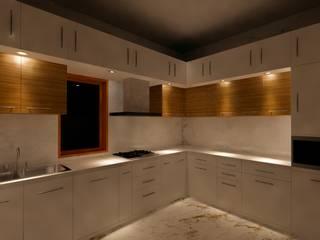 Modular Kitchen Design by Creative Architects Studio Modern