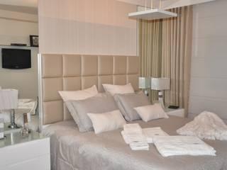 Habitaciones modernas de Serra Vaz Arquitetura e Design de Interiores Moderno