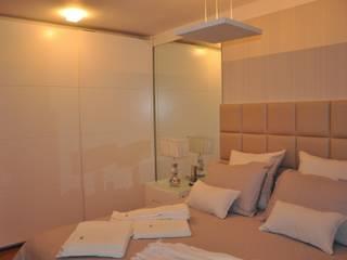 Dormitorios modernos de Serra Vaz Arquitetura e Design de Interiores Moderno