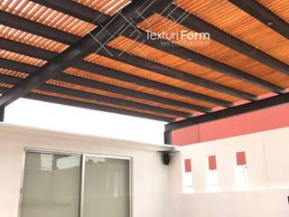TexturiForm Balcones y terrazas modernos