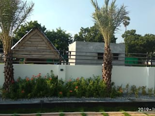 Dr. Sakthivel Residency: classic  by Growscape Landscape Architect,Classic