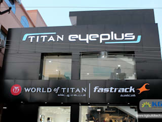 TITAN MOGAPPAIR AND WORLD OF TITAN by KG BUILDTECH