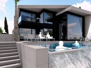 Paisajismo Vigo ARomeroPaisajismo Jardines de estilo minimalista