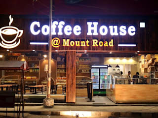 Coffee House@mountroad, Teynampet by Artiature Eclectic