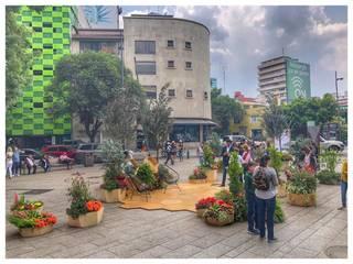 Jardin moderne par HUATAN Moderne