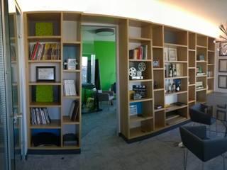 ADG İç ve Dış Tiç. – Gri Creative Ofis Projesi: modern tarz , Modern