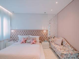 ISADORA MARTEL interiores Kinderzimmer Mädchen Pink