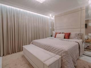 ISADORA MARTEL interiores Kleines Schlafzimmer