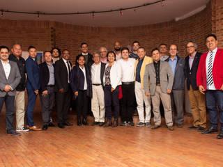 JUNTA DIRECTIVA 2019 Salas multimedia de estilo moderno de Sociedad Colombiana de Arquitectos Moderno