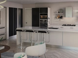 Kitchen by Gabriela Afonso, Modern