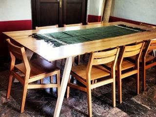Comedores de Casa Verde Monterrey Moderno