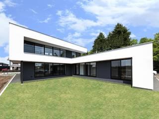 Casas modernas: Ideas, imágenes y decoración de STaD(株式会社鈴木貴博建築設計事務所) Moderno